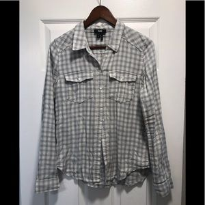 PAIGE button down flannel